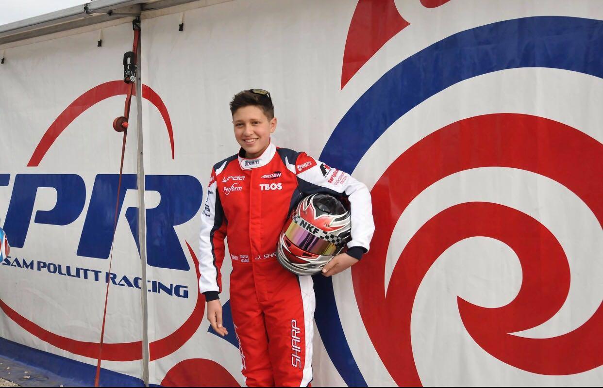 Jamie Karting